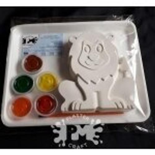 Lion Large plaster
