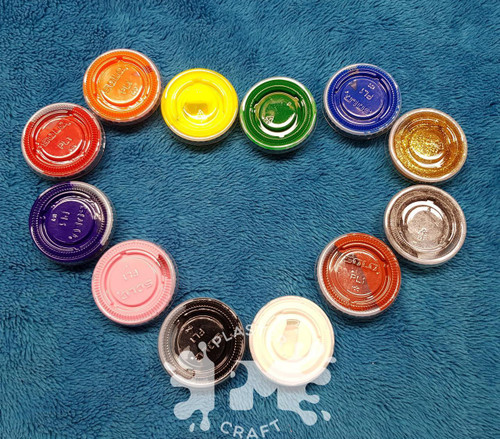PM Plaster Craft 15ml Acrylic Paint