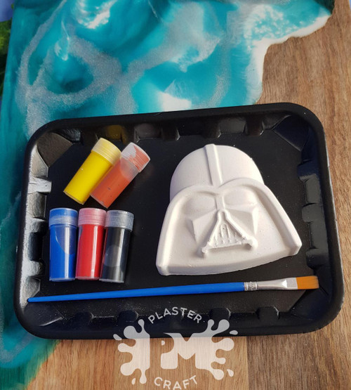 PM Plaster Craft Vader Small Gift Pack