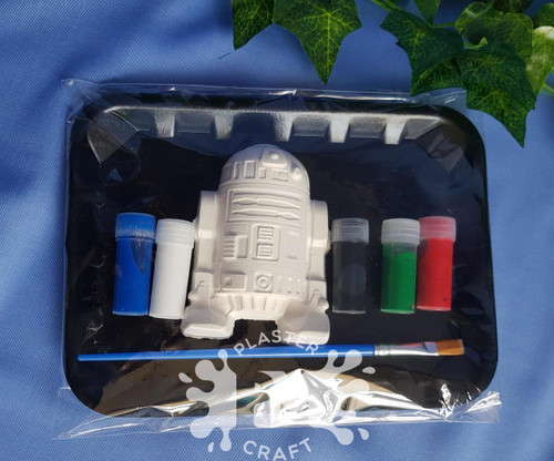 PM Plaster Craft R2D2 Small Gift Pack