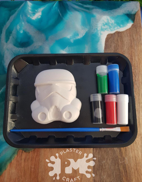 PM Plaster Craft Trooper Small Gift Pack