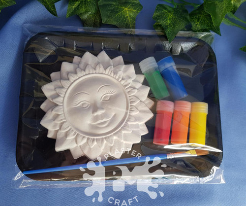 PM Plaster Craft Sun Small Gift Pack