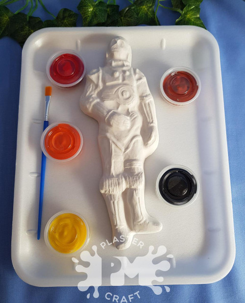 PM Plaster Craft C3PO Medium Gift Pack