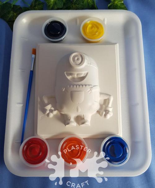 PM Plaster Craft Dave Minion Medium Gift Pack