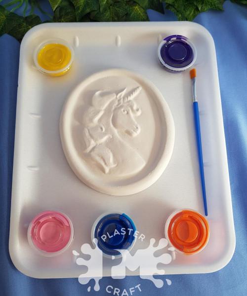 PM Plaster Craft Unicorn Medium Gift Pack