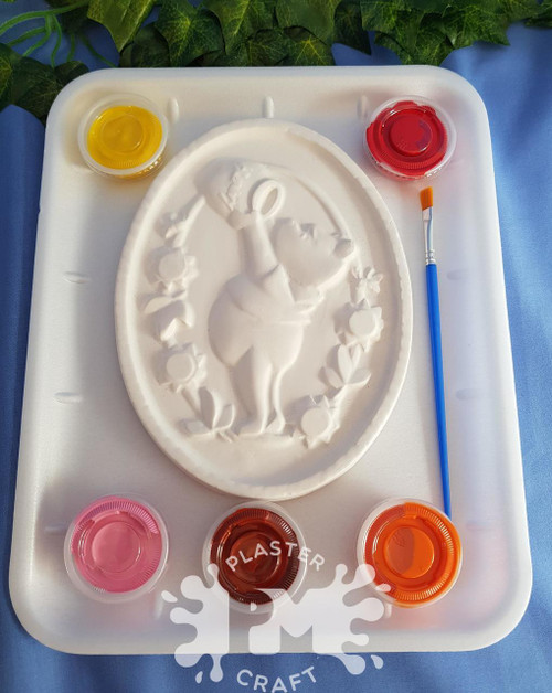 PM Plaster Craft Winne The Pooh Medium Gift Pack