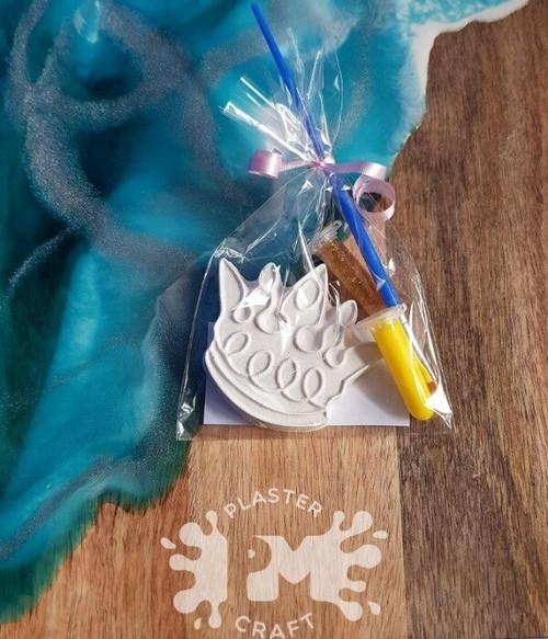 PM Plaster Craft Princess Crown Party Favour