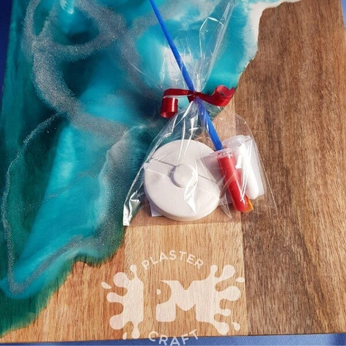 PM Plaster Craft Pokemon Ball Party Favour