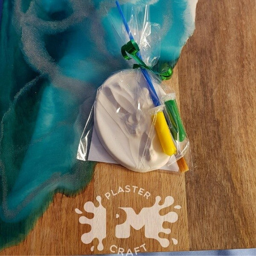 PM Plaster Craft Tinkerbell Party Favour