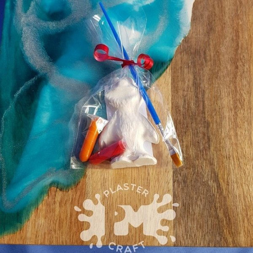 PM Plaster Craft Elmo Party Favour