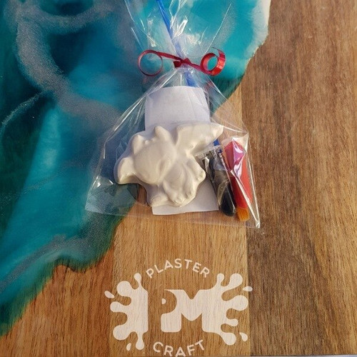 PM Plaster Craft Dragon Party Favour
