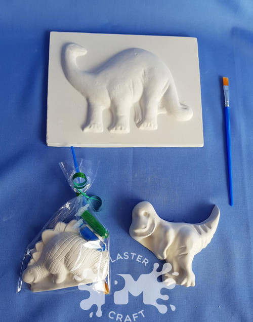 PM Plaster Craft Dinosaur Party Bundle