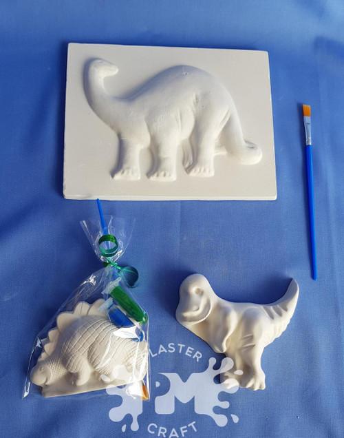 PM Plaster Craft Dinosaur Party Bundle