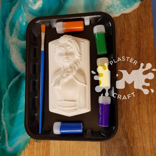 PM Plaster Craft Elsa Small Gift Pack
