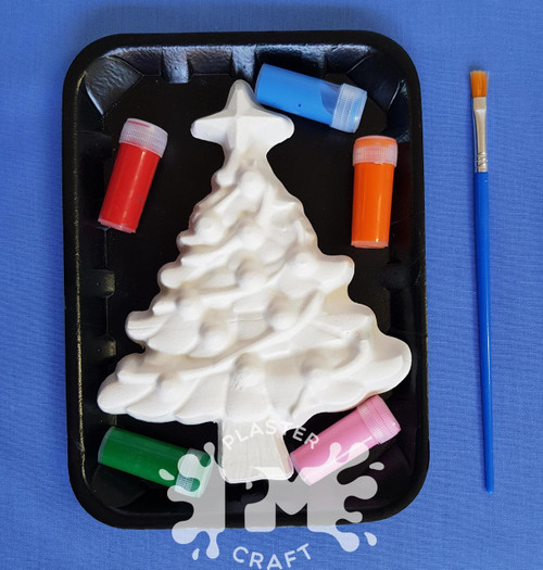 Christmas Tree With Star Small Gift Pack