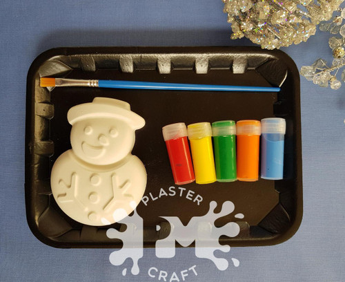 Snowman Character Small Gift Pack