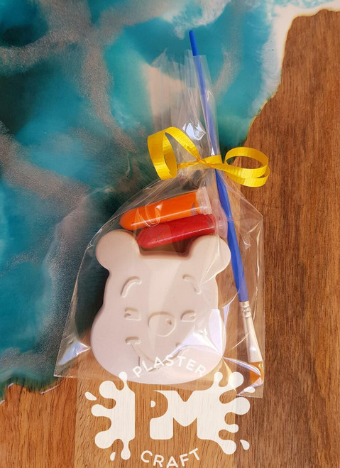 Winnie The Pooh Plaster Party Favour