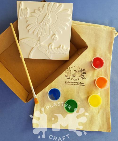 Cover Me In Sunshine Sunflower Medium Gift Pack