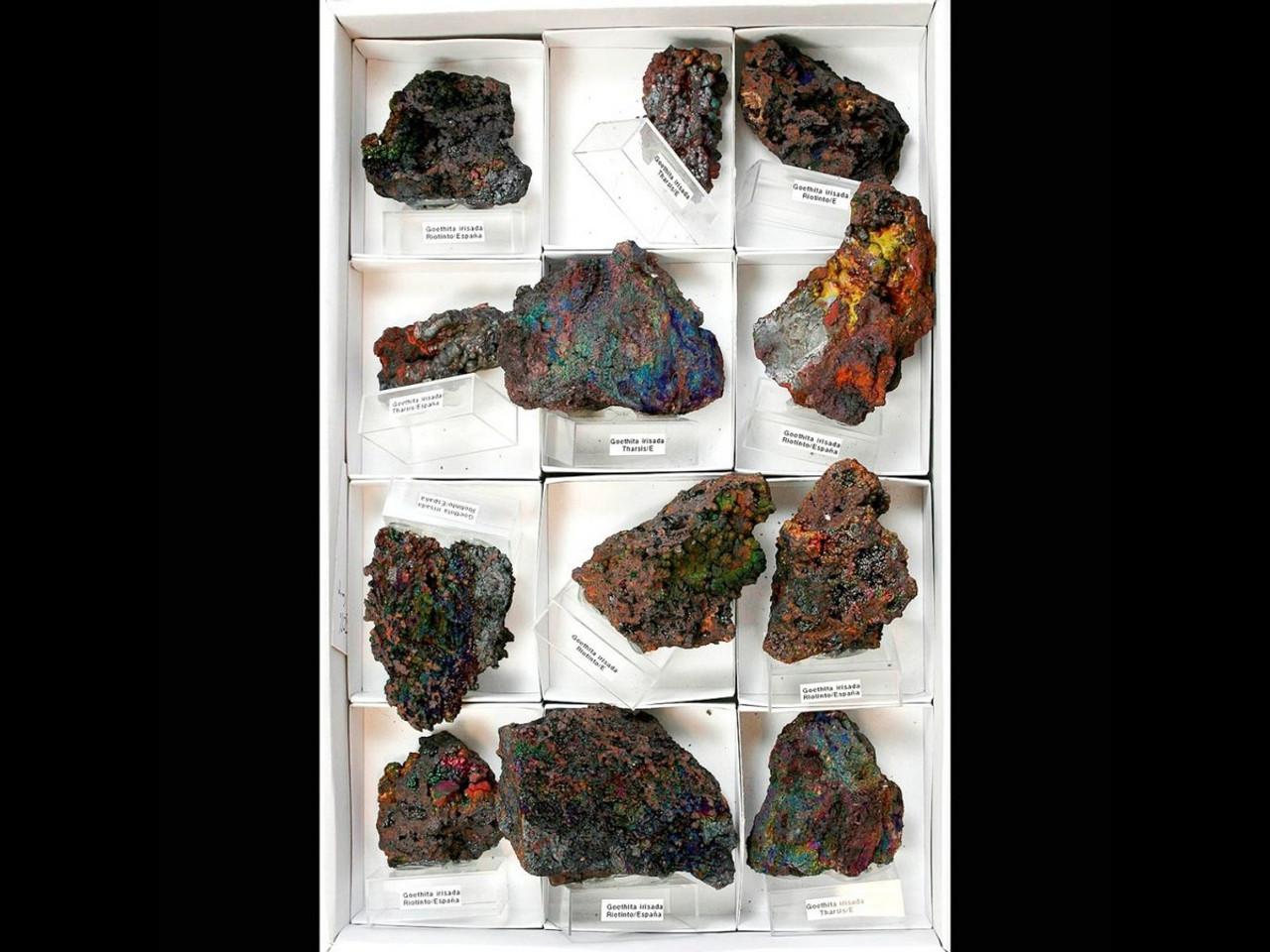 Mineral Specimen from Spain Sphalerite