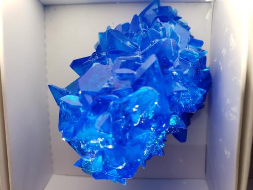"Chalcanthite - ""Copper Flower"" - 2 inches"