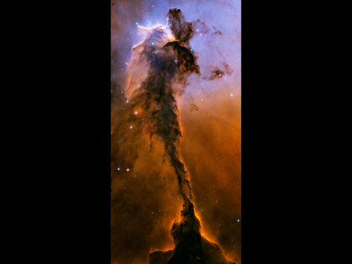 "The Eagle Nebula - 24"" x 48"" Photo Poster"