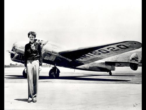 "Amiela Earhart - Historic NASA Photo  - 24"" x 30"" Photo Print"