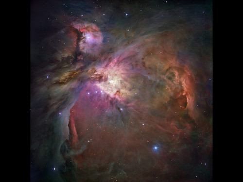 """The Orion Galaxy  - Photo Poster 24"""" x 24"""""""