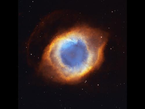 "The Ring Nebula - Photo Poster 24"" x 24"""