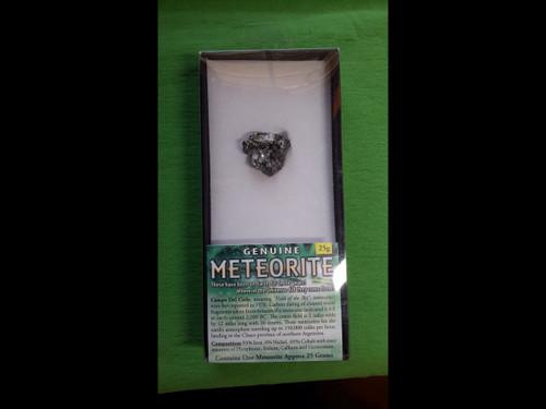 Meteorite - from Campo Del Cielo - 25 grams