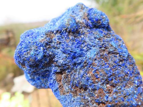 Natural Azurite  Specimens from Congo - Grab Bag