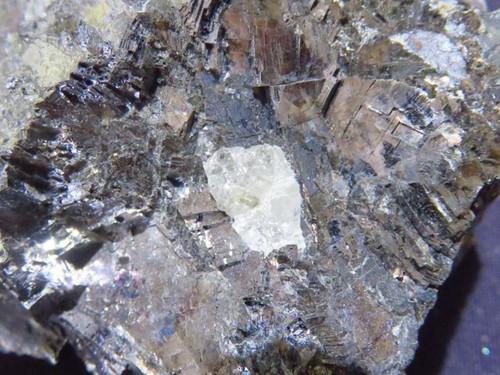 Natural Galena Crystals from Namibia