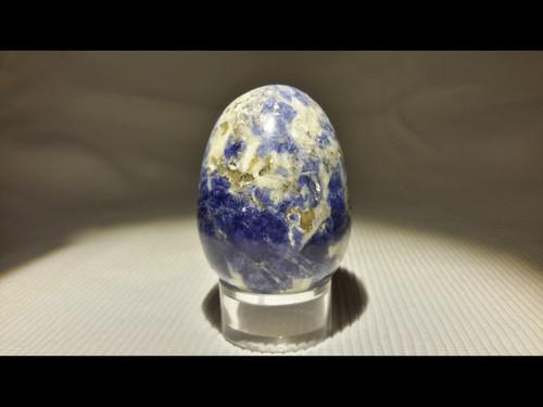 Sodalite 45 mm Polished Egg