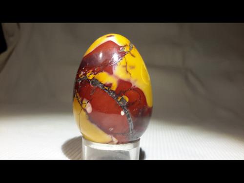 Mookaite 45 mm Polished Egg