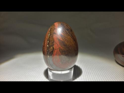 Tiger Iron 45 mm Polished Egg