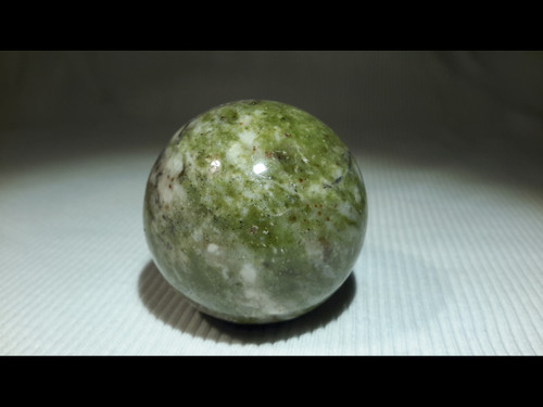 Unakite 40 mm Polished  Sphere - Crystal Ball