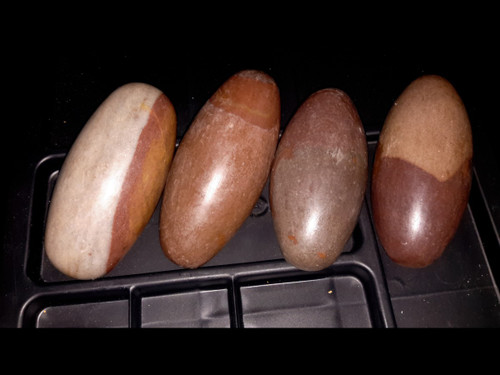 Shiva Lingam Stones: Sacred Stone of The Ancient and Modern Worlds. from India