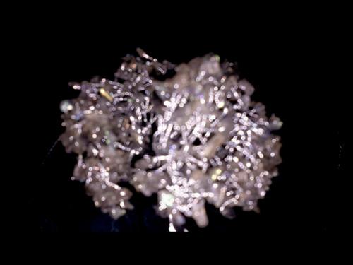 Hand Made Gemstone Tree - Made From Polished Tumbles - Medium  - Labradorite