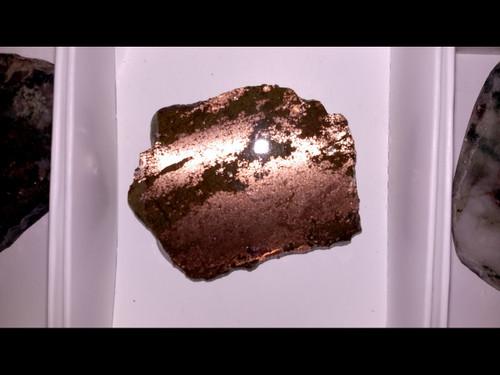 Copper Ore Slabs - Michigan Native Copper