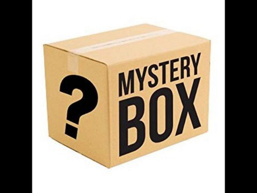 Mystery Box 150 - With Selenite Lamp
