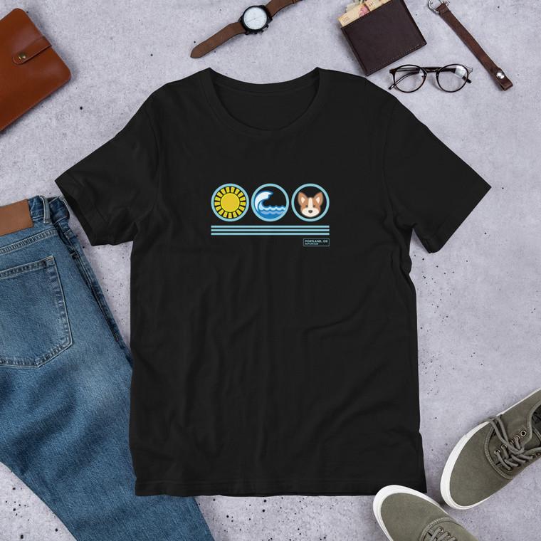 Sun, Sea and Slobber T-Shirt