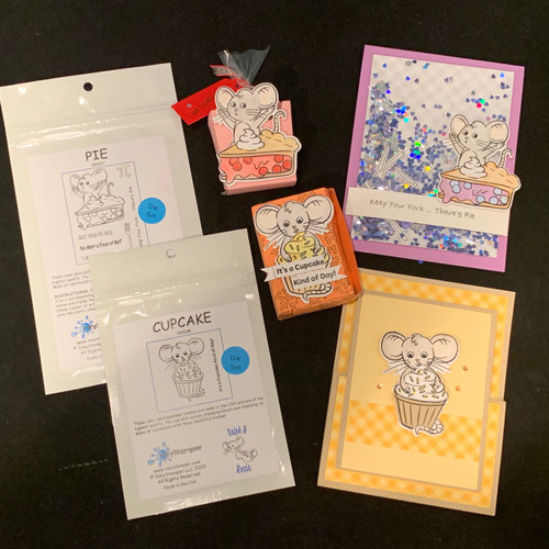 Birthday Bash Papercrafting Kit by InkyStamper