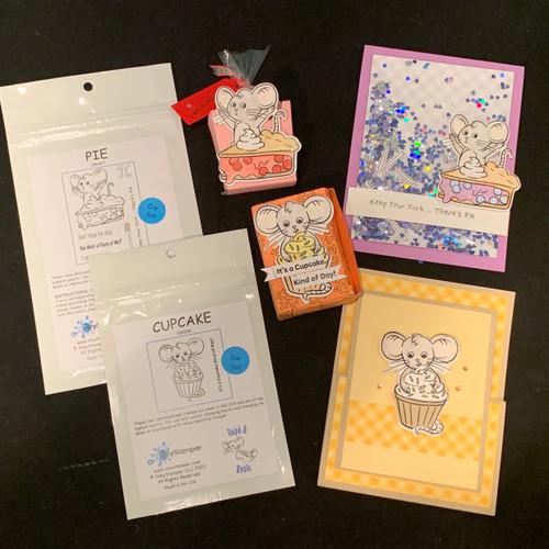 Birthday Bash Papercrafting Kit by InkyStamper