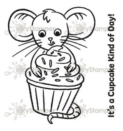 Ralph with Cupcake