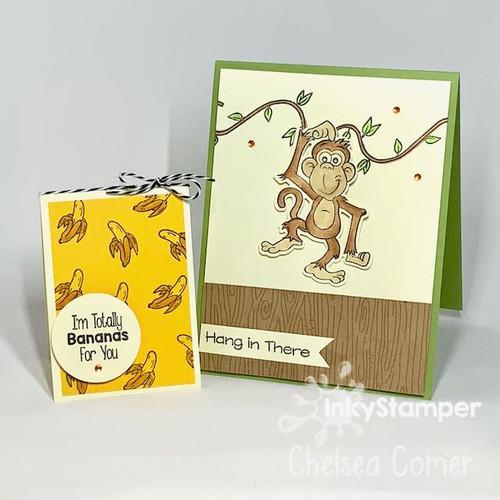 OOAK Hang In There Monkey Kit