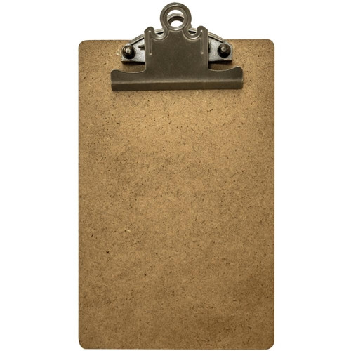 InkyStamper Mini Clipboard