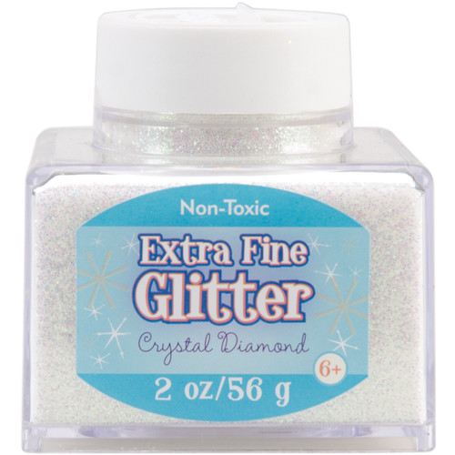 extra fine crystal glitter