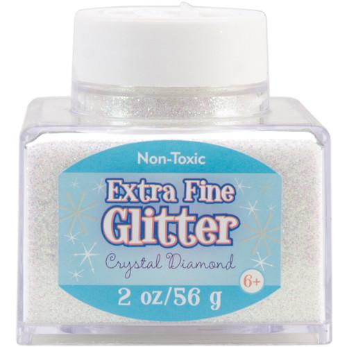 extra fine crystal glitter