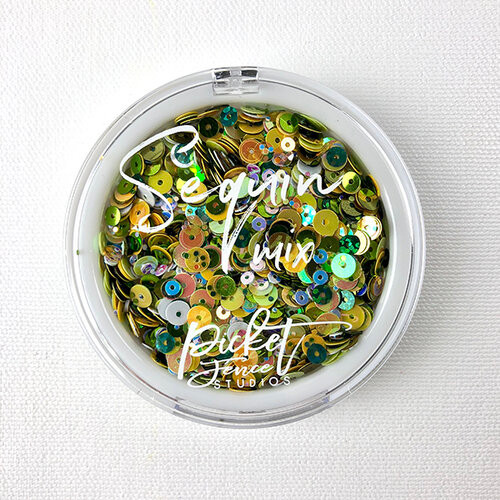 Margarita sequins by Picket Fence