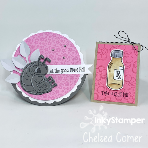 OOAK Roly Poly Rolly Card Kit
