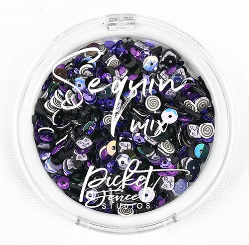 Frankie Comes to Town Sequin Mix by Picket Fence